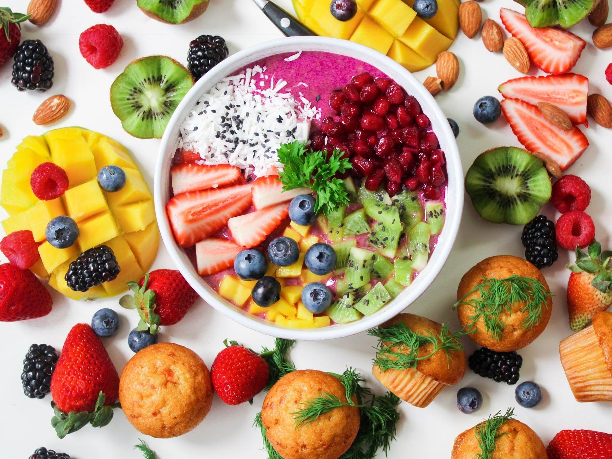 Základní zdravé potraviny, které musíte mít doma
