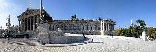 Parlament ve Vídni