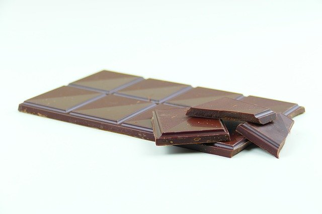 hořká čokoláda